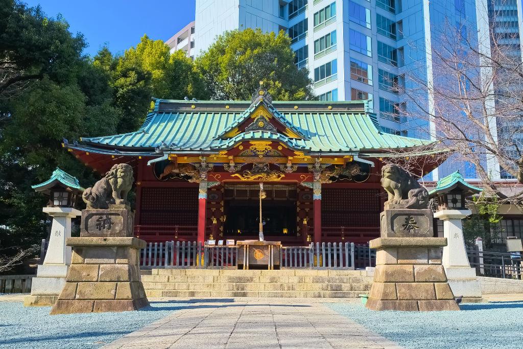 金運アップ神社は東京都内のお守りで最強のご利益をいただいちゃう