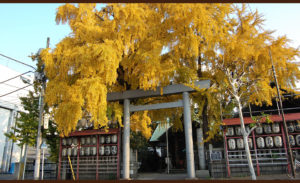 波除稲荷神社(なみよけいなりじんじゃ)