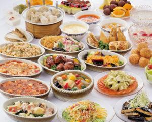 ハウステンボスホテルオークラJR中国料理「桃花林」ランチブッフェ