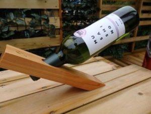 MUSASHINO ワインセット&西川材ワインセラー