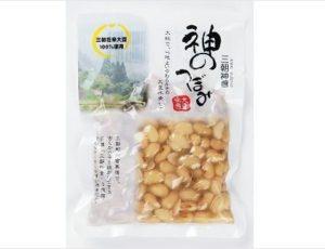 三朝神倉大豆水煮『神のつぼみ』セットA