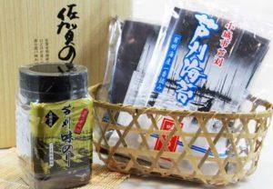 佐賀芦刈海苔(板のり付)セット