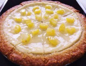 四万十栗ベイクドチーズケーキ