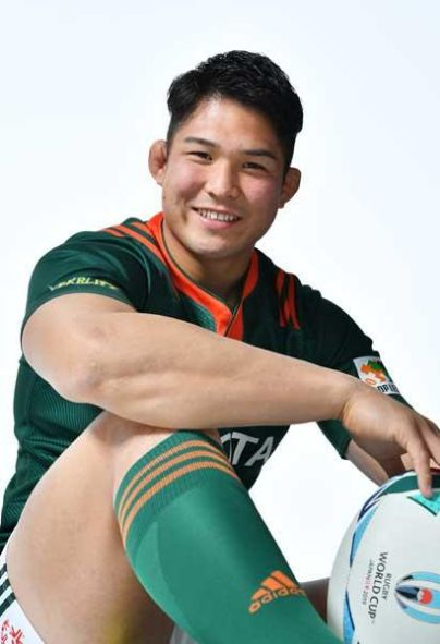 ラグビー ワールドカップ 日本代表 メンバー姫野和樹