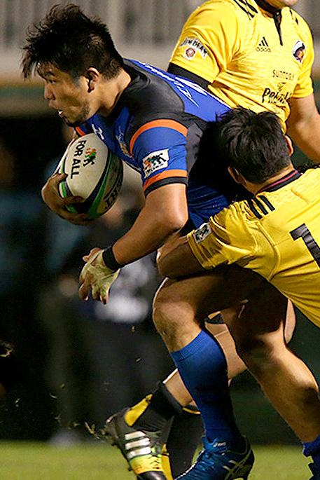 ラグビー ワールドカップ 日本代表 メンバー堀江翔太