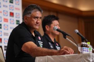 ラグビー ワールドカップ 日本代表 メンバージェイミー・ジョセフ