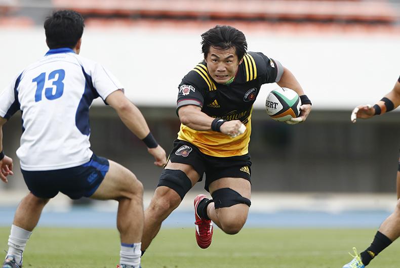 ラグビー ワールドカップ 日本代表 メンバー西川征克