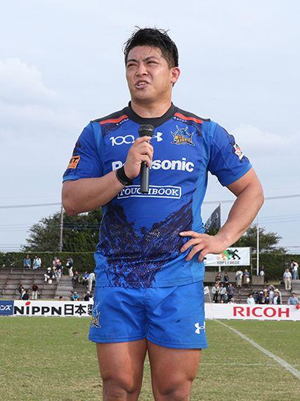ラグビー ワールドカップ 日本代表 メンバー坂手淳史