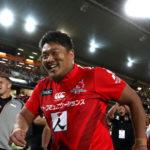 ラグビー ワールドカップ 日本代表 メンバー山下裕史