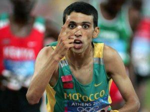 1998年 ヒシャム・エルゲルージ(モロッコ)3分26秒00 ローマ(イタリア)