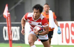 ラグビー ワールドカップ 日本代表 メンバー福岡堅樹