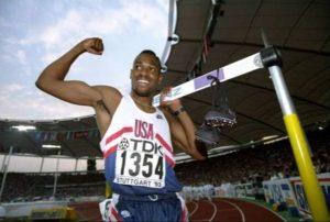 1992年 ケビン・ヤング(アメリカ)46秒78 バルセロナ(スペイン)