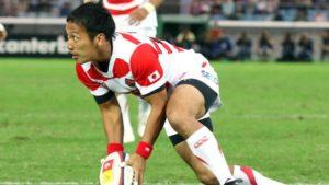 ラグビー ワールドカップ 日本代表 メンバー流 大
