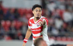 ラグビー ワールドカップ 日本代表 メンバー田村 優