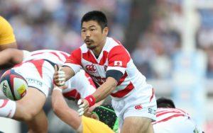 ラグビー ワールドカップ 日本代表 メンバー田中史朗