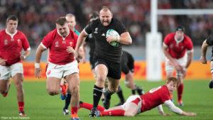 ニュージーランド 40-17 南アフリカ 観客数4万8842人