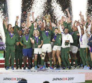 ラグビーW杯2019 南アフリカ3度目優勝 日本大会熱戦に幕引き